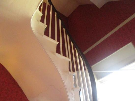 Billesley Manor Hotel : Charming staircases
