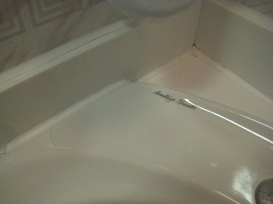 Premier Inn Doncaster (Lakeside) Hotel: Hairs Clearly Visible On Sink...