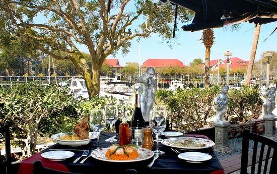 La Fontana Waterfront Grill Pizzeria Hilton Head Restaurant Reviews Phone Number Photos Tripadvisor