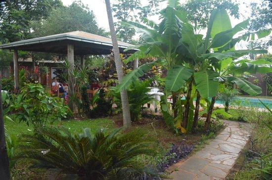 Los Tangueros: Gardens