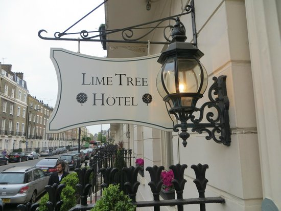 Lime Tree Hotel : entrance