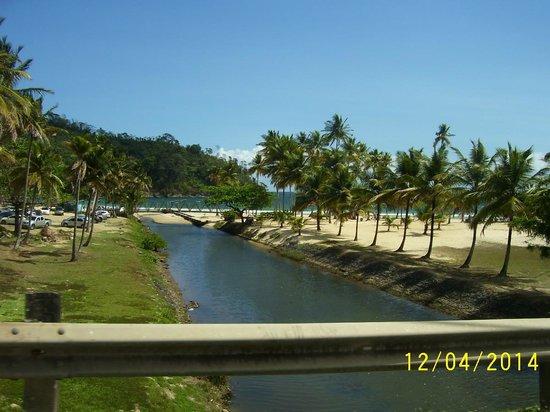 Maracas Bay: The Maracas River