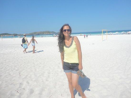 Forte Beach: Praia do Forte Cabo Frio