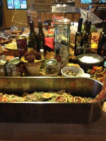 Niles Gourmet: Cucina