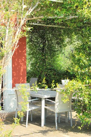 Borgo Rosso B&B Country House: Veranda colazioni