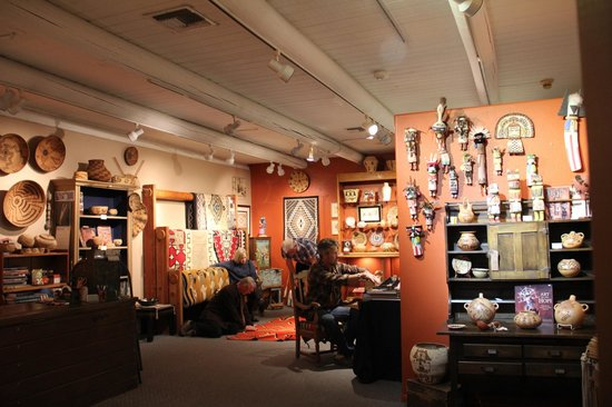 Old Town Scottsdale: Galleries are filled with goodies!