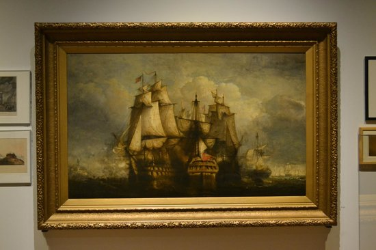 Museum aan de Stroom : schilderij