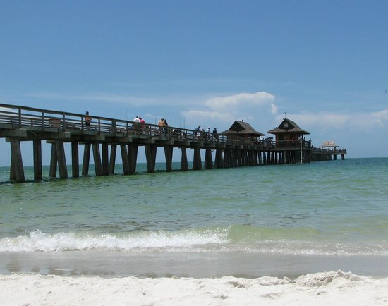 Naples Pier : Another Day in Paradise!