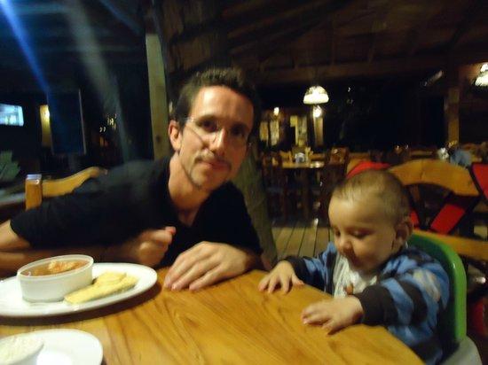 Argentinian Grill: cena en la parrilla argentina