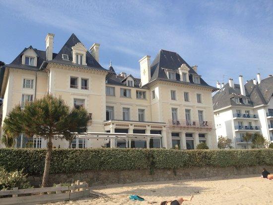 Hôtel Villa Caroline : La