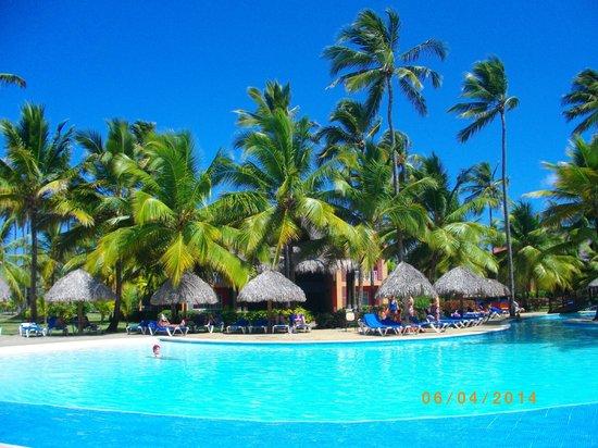 Caribe Club Princess Beach Resort & Spa: 1 des 3 piscines