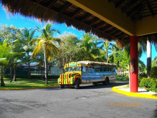 Caribe Club Princess Beach Resort & Spa: Début du journée découverte inoubliables