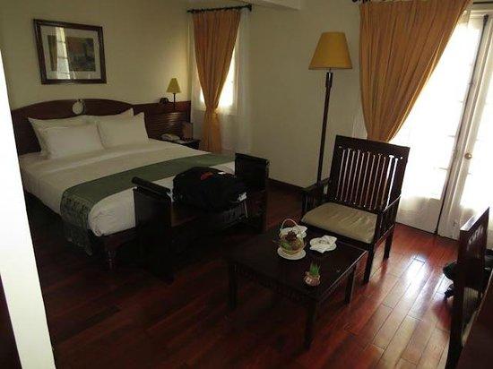 Victoria Chau Doc Hotel: Comfortable room