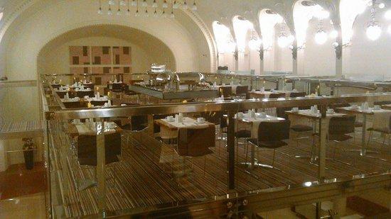 K+K Hotel Central : Restaurant
