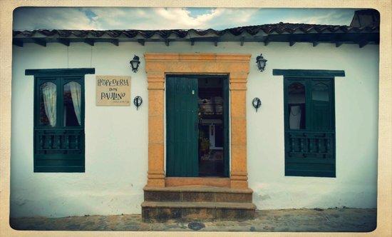 Hospederia Don Paulino: Hospedería Don Paulino Villa de Leyva