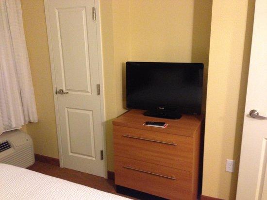 TownePlace Suites by Marriott Albuquerque North: TV