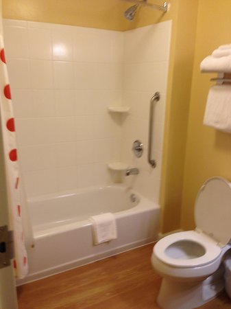 TownePlace Suites Albuquerque North: Bath