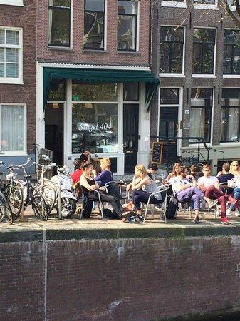 Eetcafe Singel 404: Café Singel 404