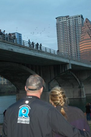 Congress Avenue Bridge / Austin Bats: Being Together is What Matters Most