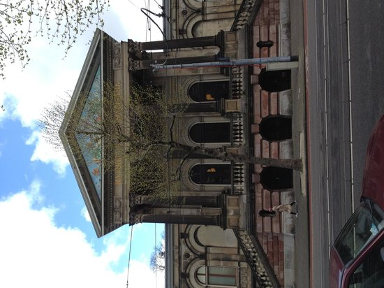 ARTIS Amsterdam Royal Zoo: Narura Artis Magistra, exterior of the 19th century grand buildings