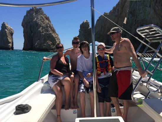 Roger's Glass Bottom Boat Tours: Great tour!