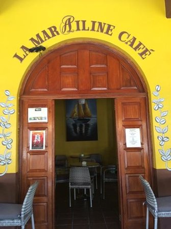 La Mar Ailine Cafe