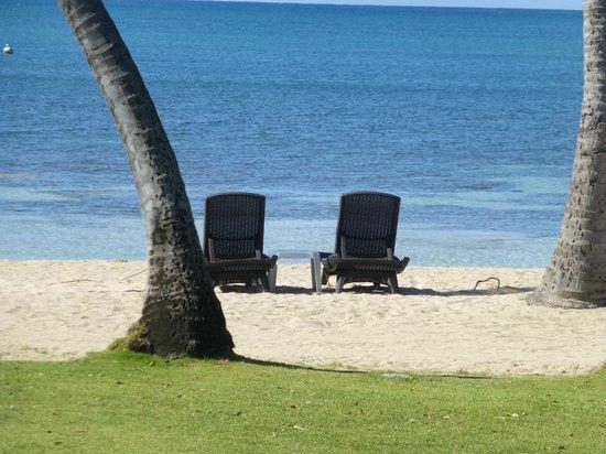 Copamarina Beach Resort & Spa: Beach Solitutde!