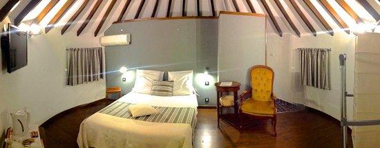 Naina Park Hotel: Intérieur Bungalow