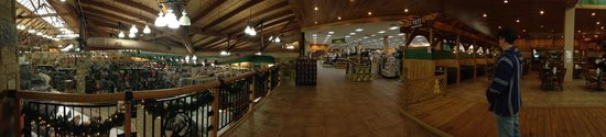 Cabela's: In the store