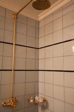 The Marlton Hotel: Room 812 Shower Hardware
