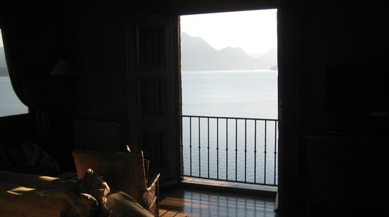 Luma Casa de Montana: vista del dormitorio