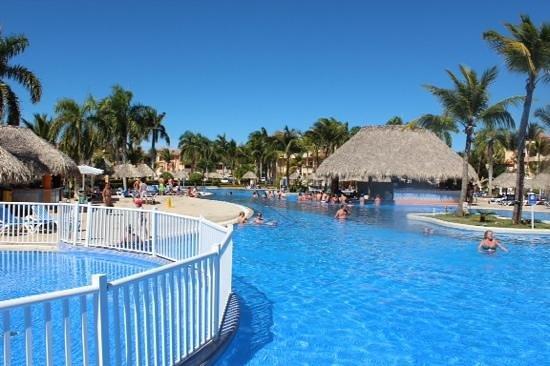 Grand Bahia Principe Punta Cana: pool by our villa