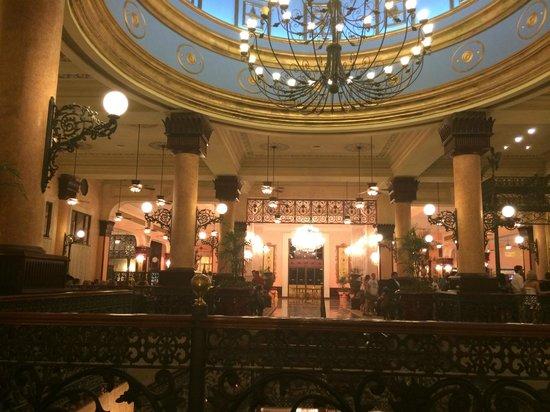 Hotel Riu Palace Riviera Maya: Beautiful Lobby