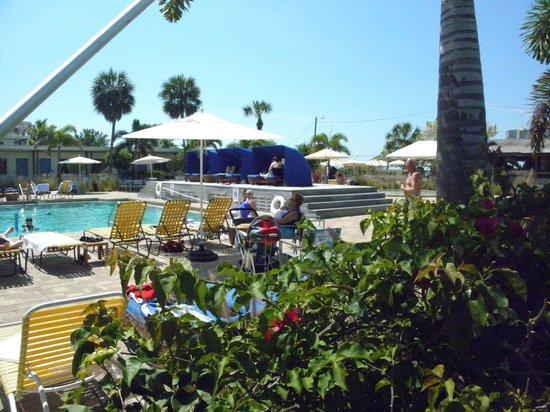 Postcard Inn on the Beach : What a paradise