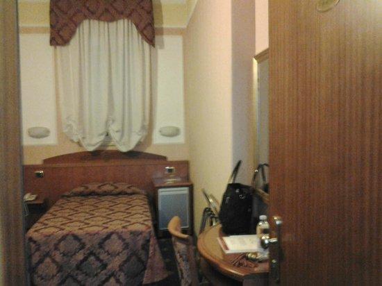 Hotel Puccini: la camera singola