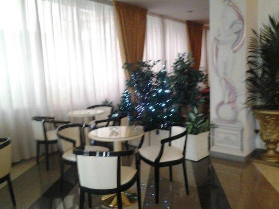 Hotel Puccini: la sala