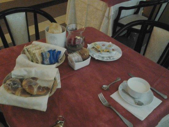 Hotel Puccini: la mia colazione
