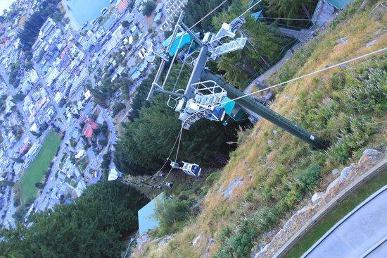 Stratosfare Restaurant & Bar: Gondola