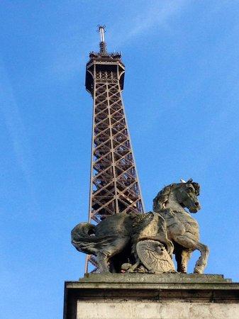 Río Sena: Tour Eiffel