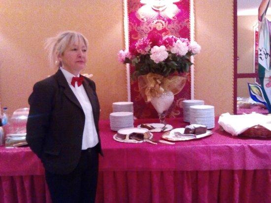 Hotel Puccini: buffet colazione