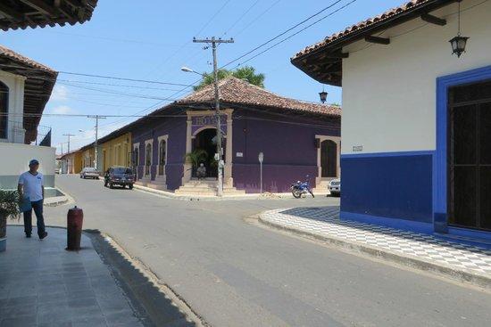 Hotel El Club: streetview