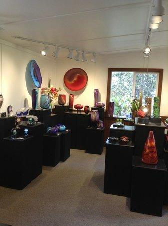 2400 Fahrenheit Art Glass: Gallery View
