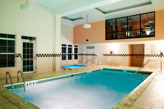 D. Hotel & Suites: Pool and Jacuzzy