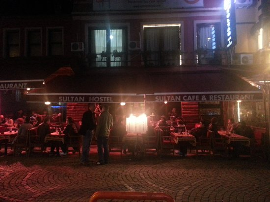 Sultan Hostel: very nice place