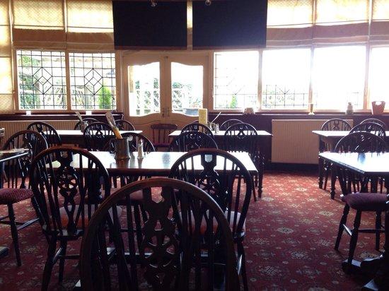 Millstone Country Inn: Breakfast room