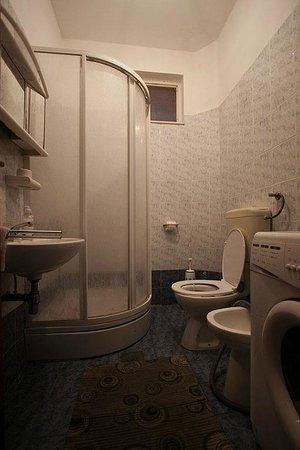 Apartments Bakoc : bathroom