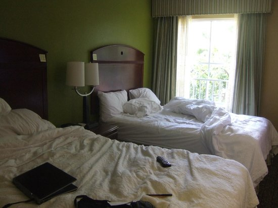 Hampton Inn & Suites Ft. Lauderdale Airport/South Cruise Port : Comfy beds