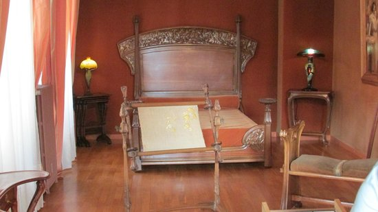 Musée de l'École de Nancy : Bedroom