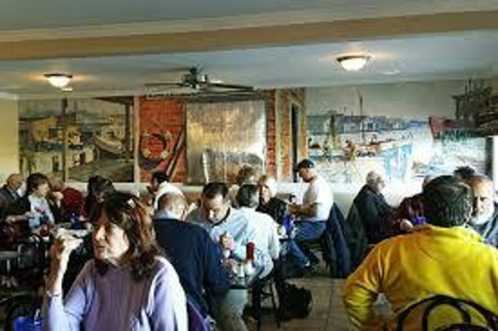 Causeway Restaurant: Inside