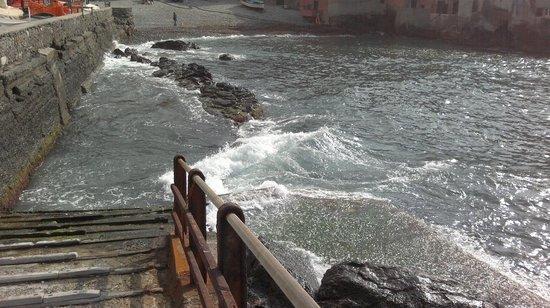 Il mare di Boccadasse.